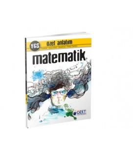 YGS Matematik Özet Anlatım Özet Yayınları
