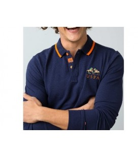 U.S. Polo Assn. Erkek T-Shirt G081SZ082.000.432181.VR033