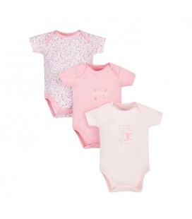Mothercare Mummy and Daddy Sloganlı Body - 3'lü Paket