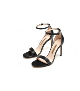 Zara Women Leather high heel sandals Topuklu Ayakkabı 2930/301