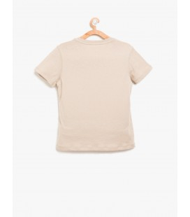Koton Bisiklet Yaka, Kısa Kollu T-Shirt  8YKB16131TK050