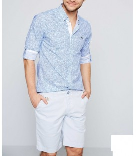 U.S.Polo Assn. Erkek Slim Fit Gömlek G081SZ004.AVİL.424756.VR036
