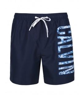 Calvin Klein Underwear Medium Drawstring Blue Shadow Erkek Şort