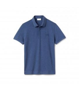 Lacoste Erkek Mavi Polo Yaka Paris Erkek Tişört PH5522.RUQ