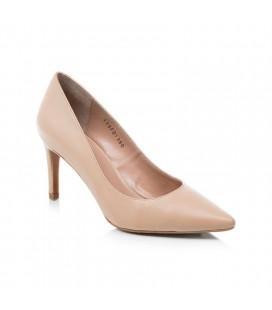 Derimod Bej Kadın Dolgu Topuklu Ayakkabı 17SFD136018
