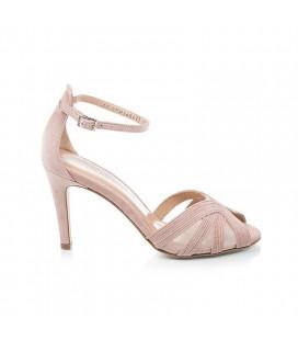 Derimod Kadın Pembe Topuklu Ayakkabı 17SFD126410