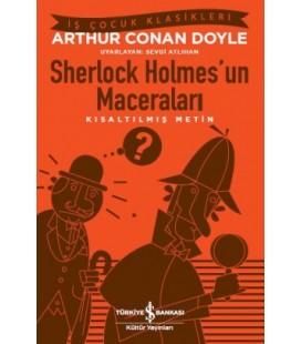Sherlock Holmes`un Maceraları İş Bankası Kültür Yayınları