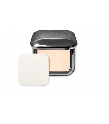 Kiko Milano Skin Tone Wet And Dry Powder Foundation  Warm rose WR01
