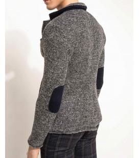 DeFacto Erkek Tiftik Yün Karışımlı Blazer Ceket I6435AZ GN636