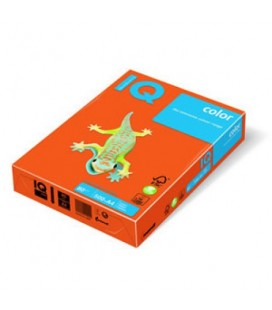 Mondi IQ Color OR43 Renkli Fotokopi Kağıdı A4 80gr 500'lü Turuncu