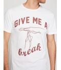Koton Erkek Yazılı Baskılı T-Shirt 8YAM11226CK000