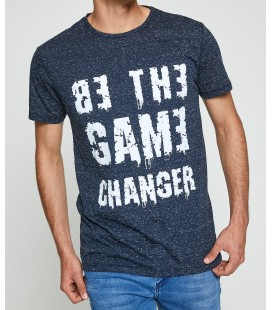 Koton Erkek Yazılı Baskılı T-Shirt 8YAM14481OK740