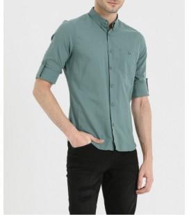 Loft Erkek Uzun Kollu Gömlek LFTWNMSHI0319060