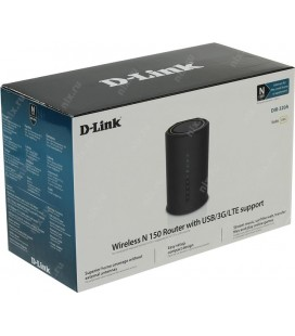 D-Link Dir-320A 3G / LTE Desteği ve USB Bağlantı Noktası ile Kablosuz N150 Router