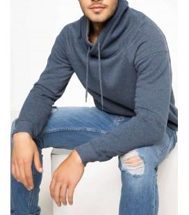 DeFacto Erkek Şal Yaka Sweatshirt G3501AZ