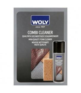 Woly Combi Cleaner Ayakkabı Temizleme Seti