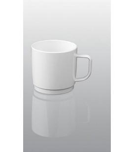 PLASTPORT Kırılmaz Polikarbonat Çay kahve Kupası 250 ml 50 adet