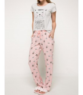 DeFacto Kadın Pijama Altı I0010AZ PN125