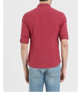Loft  Slim Fit Uzun Kollu Gömlek  LFTWNMSHI0319060