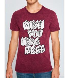Koton Erkek Yazılı Baskılı T-Shirt 8KAM11193CK480