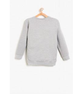 Koton Baskılı Sweatshirt 8KKB18046TK023