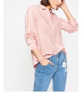 Koton Kadın Kareli Gömlek 8KAK63822OW03R