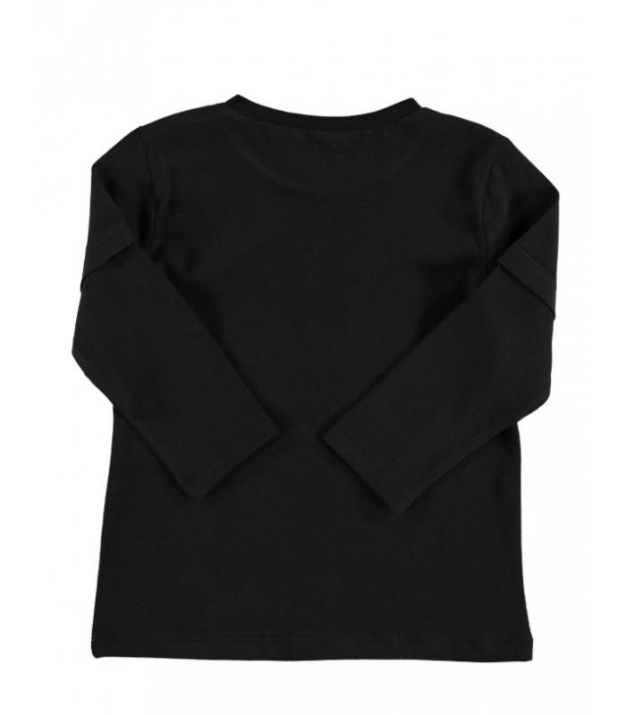 e41706a2731b8 Koton Çocuk Yazılı Baskılı T-Shirt 8KKB16966TK999 - Gümrük Deposu