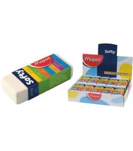 Maped Softy Silgi 20 Li 511790 (1 Paket 20 Adet)