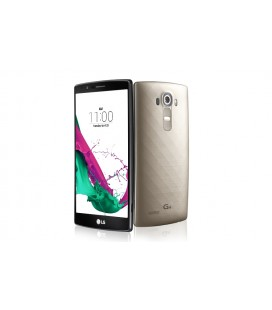 LG G4 H815P 32GB CEP TELEFONU Deri Kapak