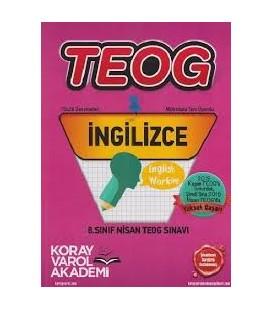 TEOG İngilizce Sınavı Denemeleri - Koray Varol Akademi