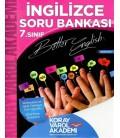 7. Sınıf İngilizce Soru Bankası Koray Varol Akademi