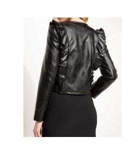 Defacto  Fırfır Detaylı Kadın Ceket I6089AZ