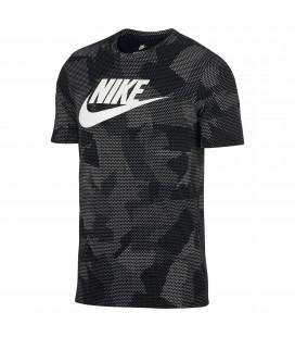 Nike Sportswear Tee Plus Print 2 SS18 Erkek Tişört 913238 010