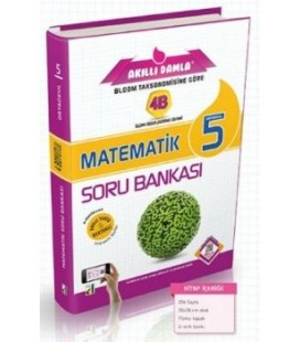 5. Sınıf Matematik Soru Bankası Akıllı Damla 4B