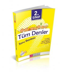 2. SINIF TÜM DERSLER SORU BANKASI Kavram Yayınları
