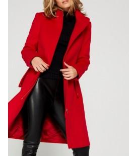 Ipekyol Kadın Kırmızı Kaban IW6160008034
