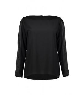İpekyol Kadın Siyah Bluz IW6160006137 001