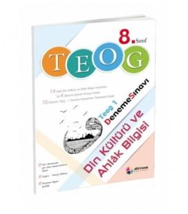 8.Sınıf TEOG -1 Din Kültürü Deneme Sınavı