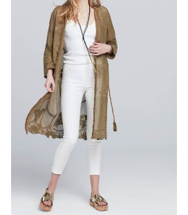 İpekyol Kadın Haki Ceket IS1170005064