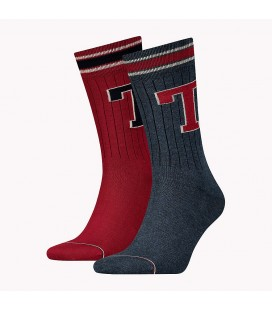 Tommy Hilfiger Erkek Çorap | 2'li Paket SOM4720210