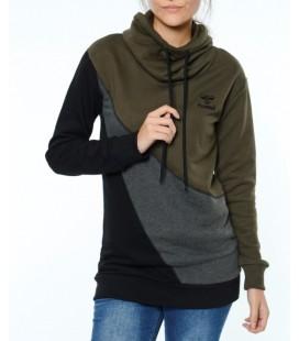 Hummel Kadın Sweatshirt  D'Or Long Sweat Aw16 T37012-6119