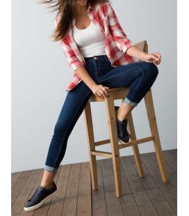 US Polo Assn Kadın Jeans Pantolon G082SZ080.MERCURY.513238
