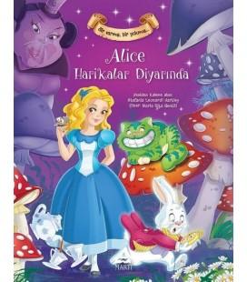 Alice Harikalar Diyarında-Bir Varmış Bir Yokmuş