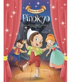 Pinokyo-Bir Varmış Bir Yokmuş