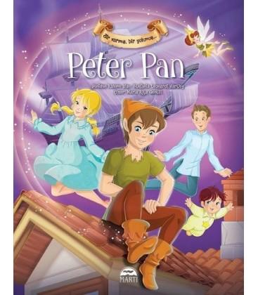 Peter Pan-Bir Varmış Bir Yokmuş