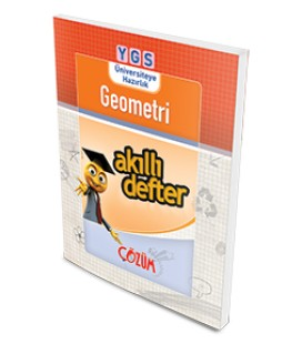 YGS Geometri Akıllı Defter