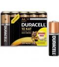 Duracell Basic AA Kalem Pil 10'lu Paket LR6 MN1500