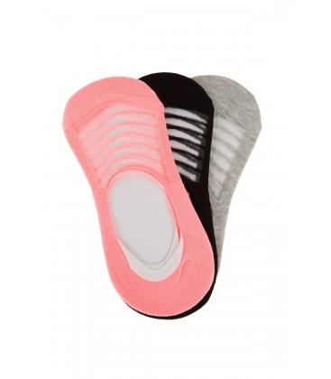 DeFacto Kadın Kısa Çorap I2694AZ