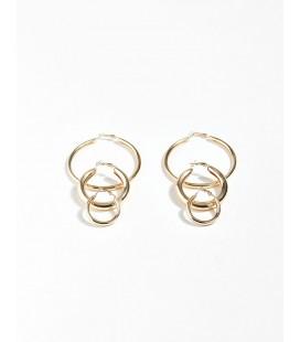 Bershka Jewellery Halka küpe 4091/597/302