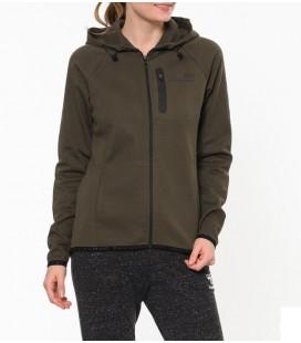 Hummel Kadın Fermuarlı Kapüşonlu Sweatshirt  T37511-6119